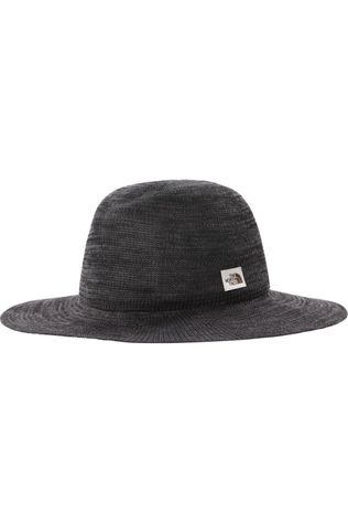 The North Face Chapeau Packable Panama Gris Foncé