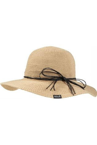 Jack Wolfskin Chapeau Travel Brun Sable