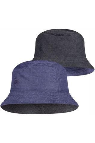Buff Hat Travel Bucket Eidel Denim Blue dark blue/blue