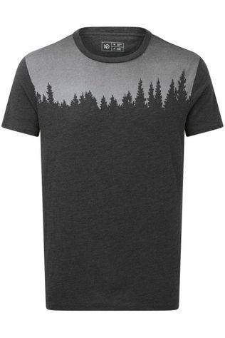 Tentree T-Shirt Juniper Classic black/white
