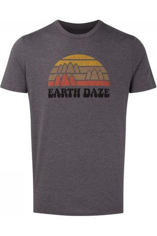 Tentree T-Shirt Earth Daze Classic dark grey