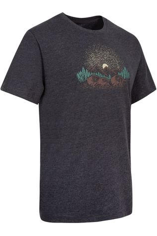 United by Blue T-Shirt 55/45 Herd Horizon dark grey