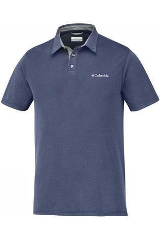 Columbia Polo Nelson Point Marineblauw