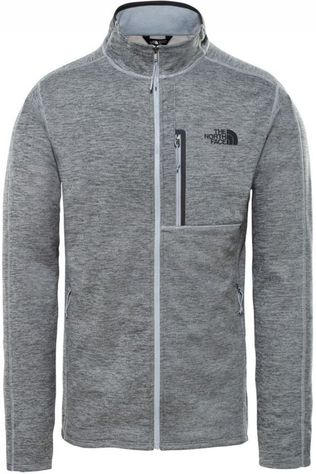 The North Face Polaire Canyonlands Gris Moyen