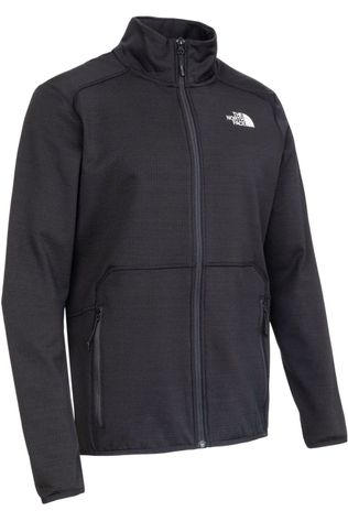 The North Face Fleece Quest Fz Zwart