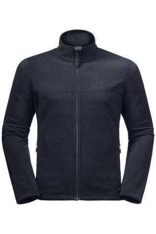 Jack Wolfskin Fleece Skywind Marineblauw