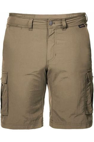 Jack Wolfskin Short Canyon Cargo Brun Sable