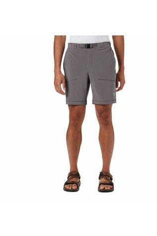 Columbia Short Lodge Woven Donkergrijs