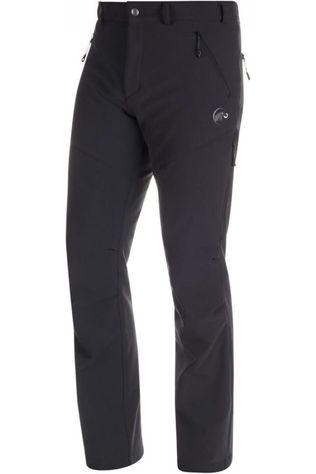 Mammut Trousers Winter Hiking black