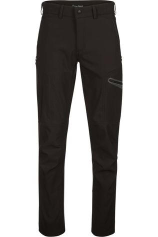 Our planet Broek Cenote Softshell Zwart
