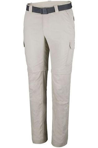 "Columbia Trousers Silver Ridge Convertible 34"" Sand Brown"