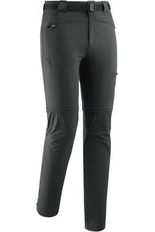 Eider Pantalon Flex Zip-Off Noir