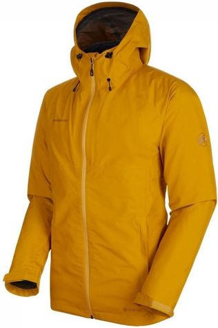 Mammut Coat Convey 3 in 1 HS mid yellow