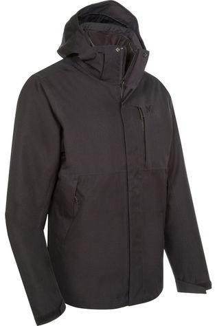 Millet Coat Yellowstone 3In1 black
