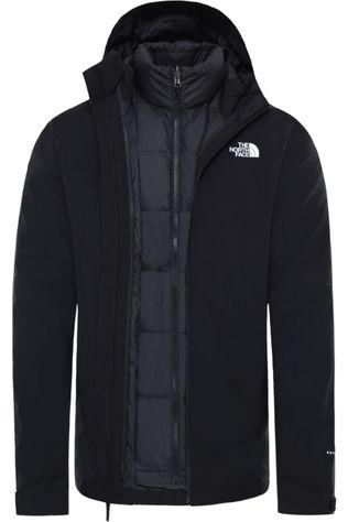 The North Face Manteau Mountain Light Futurelight Triclimate Noir