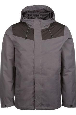 Our planet Coat Cambrium 3 In 1 mid grey