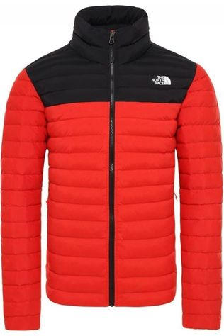 The North Face Donsjas Stretch Down Rood/Zwart