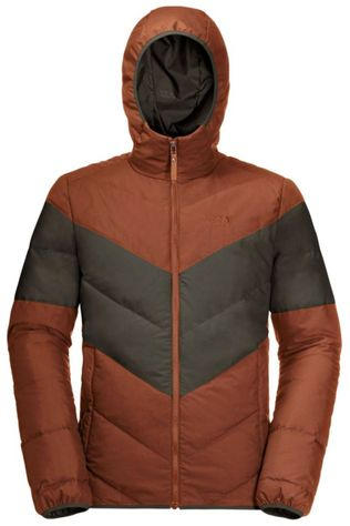Jack Wolfskin Down Barrow Bay copper/dark brown