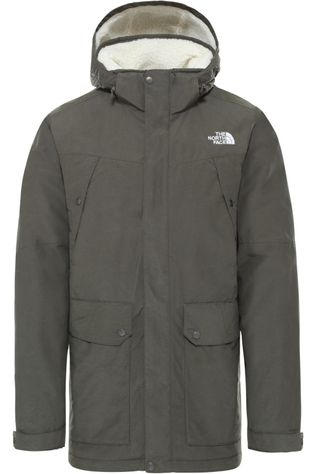 The North Face Jas Katavi Trench Middenkaki