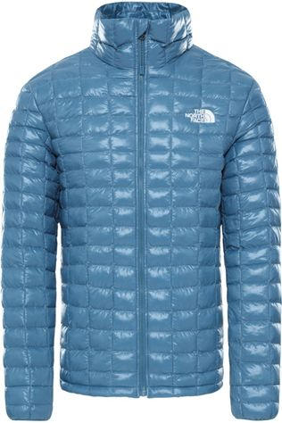 The North Face Jas Thermoball Eco Blauw/Zwart