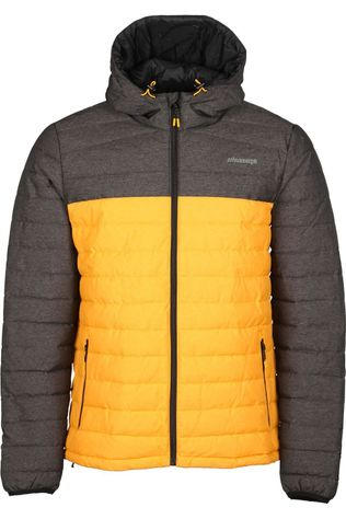 Ayacucho Coat 10Y Mount Everest Hooded black/yellow