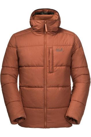 Jack Wolfskin Coat Kyoto copper