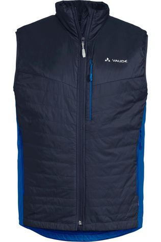 Vaude Bodywarmer Freney Hybrid III Marineblauw