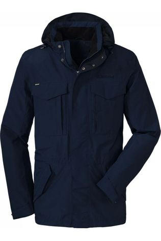 Schöffel Coat Gtx Clearwater dark blue