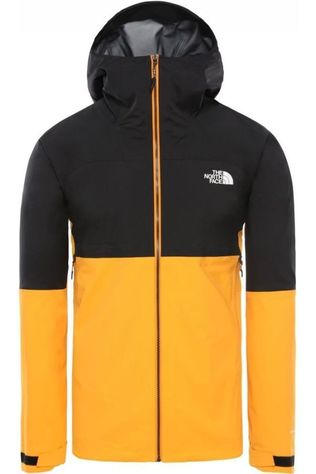 The North Face Jas Impendor Futurelight Zwart/Oranje