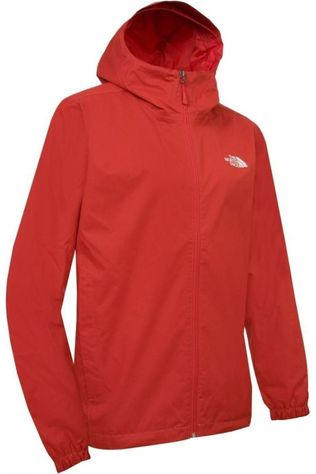 The North Face Manteau Quest Rouge Moyen