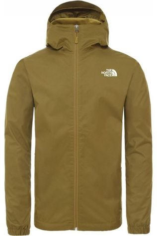 The North Face Manteau Quest Vert Moyen