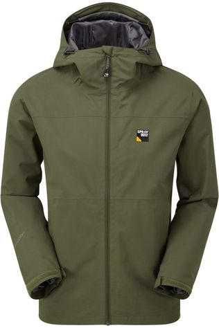 Sprayway Coat Hergen dark green