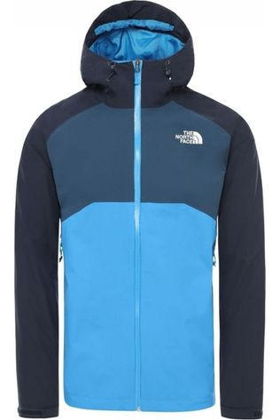 The North Face Coat Stratos blue/dark blue