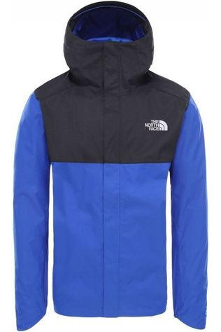 The North Face Jas Quest Zip-In Koningsblauw/Zwart