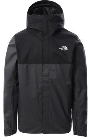 The North Face Manteau Quest Zip-In Noir/Gris Foncé