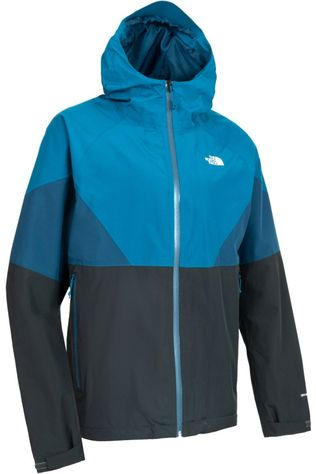 The North Face Coat Lightning dark grey/blue