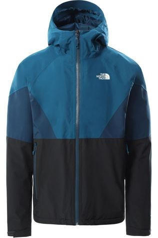 The North Face Jas Lightning Donkergrijs/Blauw