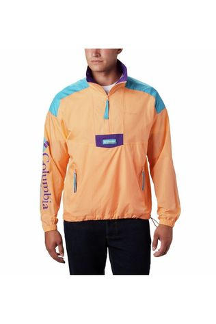 Columbia Imperméable Santa Ana Orange/Bleu Clair