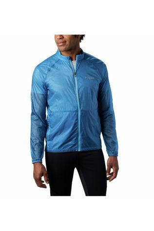 Columbia Windstopper Fkt Windbreaker Lichtblauw