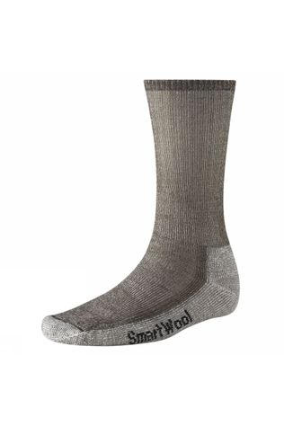 Smartwool Sok Hiking Medium Crew Donkerbruin