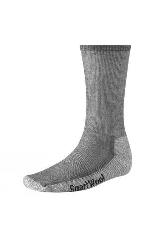 Smartwool Chaussette Hiking Medium Crew Gris Moyen