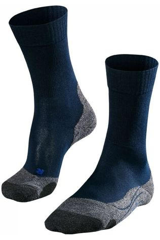 Falke Sock TK2 Cool dark blue/mid blue