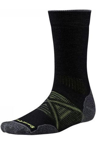 Smartwool Chaussette Phd Outdoor Medium Crew Noir
