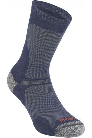 Bridgedale Sock Hike Merino Endurance Ultra Light T2 Navy Blue