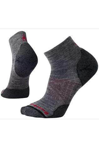 Smartwool Chaussette PhD Outdoor Light Mini Gris Moyen