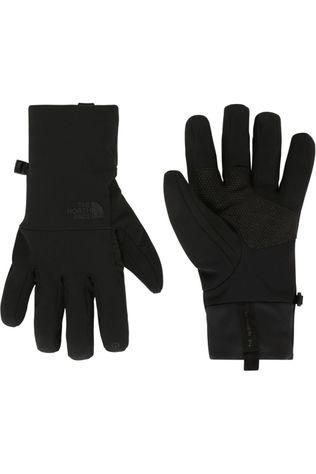 The North Face Handschoen Apex + E-Tip Zwart