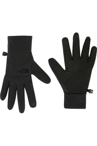 The North Face Handschoen E-Tip Rec. Zwart