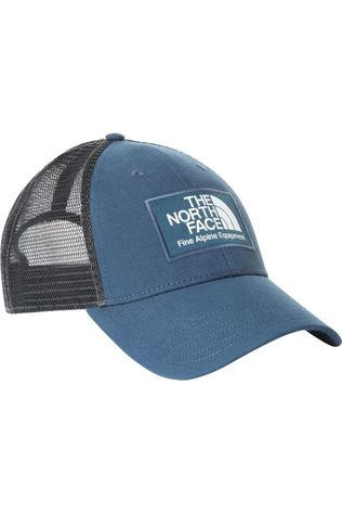 The North Face Casquette Mudder Trucker Bleu Foncé