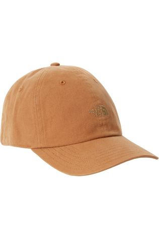 The North Face Casquette Washed Norm Brun moyen