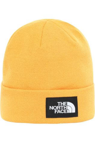 The North Face Bonnet Dock Worker Recycled Jaune Moyen
